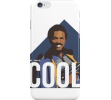 Yeah, I know I'm cool - colour iPhone Case/Skin