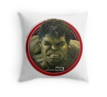 Incredible Hulk  Throw Pillow