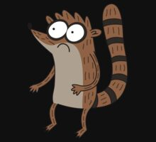 Rigby Worried Kids Clothes