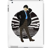 The 2nd Doctor - Patrick Troughton iPad Case/Skin