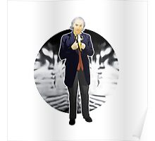 The 1st Doctor - William Hartnell Poster
