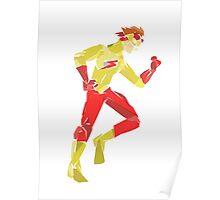 Kid flash Poster