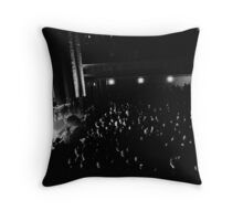 Animal Collective Throw Pillow