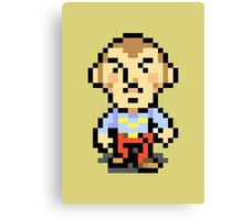 Duster - Mother 3 Canvas Print