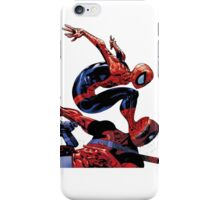 Spiderman againt Deadpool iPhone Case/Skin