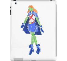 miss martian  iPad Case/Skin