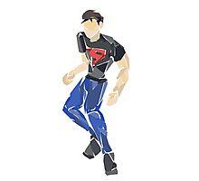 superboy Photographic Print