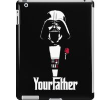 Your Father Star Wars iPad Case/Skin