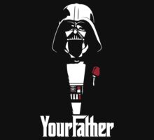Your Father Star Wars Kids Tee