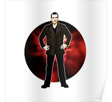 The 9th Doctor - Christopher Eccleston Poster