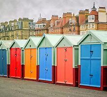 Hove Huts and Mansions by TonyCrehan