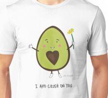 I Avo Crush on You Unisex T-Shirt