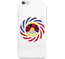 Tibetan American Multinational Patriot Flag Series iPhone Case/Skin