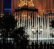 Vegas Fountain No. 5 by Benjamin Padgett