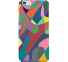 abstract this iPhone Case/Skin