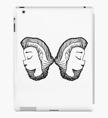 Braided Girl iPad Case/Skin