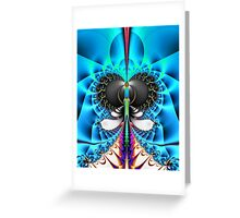'Containing the Essence of Angels (Truth)' Greeting Card
