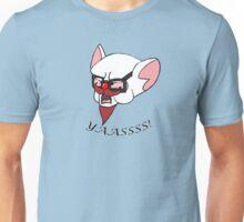 Hipster Brain Unisex T-Shirt
