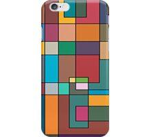 minimal squares 1 iPhone Case/Skin