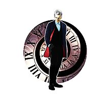 The 12th Doctor - Peter Capaldi Photographic Print