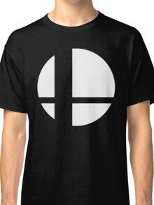 Super Smash Bros Logo Classic T-Shirt
