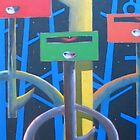 LETTERBOXMEN (2008) by ronny2009