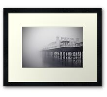 Ghost Framed Print