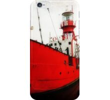Lightship 2000 iPhone Case/Skin