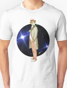 The 5th Doctor - Peter Davison T-Shirt