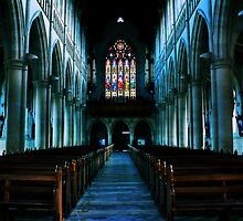 SACRED HEART CATHEDRAL by mark09