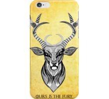 Game Of Thrones - House Baratheon iPhone Case/Skin