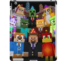 MInePyramid iPad Case/Skin