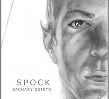 Spock by teelecki