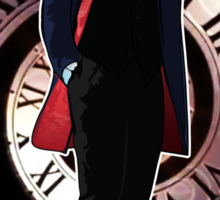The 12th Doctor - Peter Capaldi Sticker