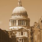 St Paul's Cathedral by Charlotte Jarvis