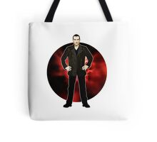 The 9th Doctor - Christopher Eccleston Tote Bag