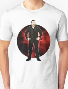 The 9th Doctor - Christopher Eccleston T-Shirt