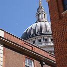 A glimse of St Paul's by Charlotte Jarvis