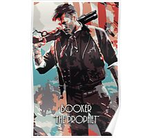 Booker The Prophet Poster