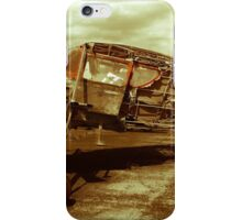 The Once Art of Flying  iPhone Case/Skin