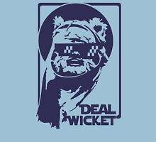 Deal Wicket - Blue Unisex T-Shirt