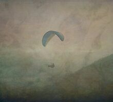 Paraglider by boudicashots
