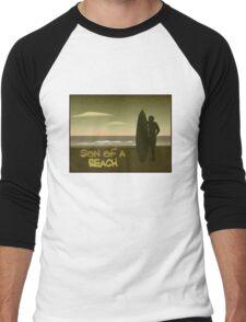 Sonofabeach Men's Baseball ¾ T-Shirt