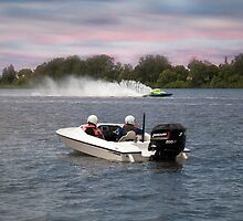 Taree Race Boats 2015 07 by kevin chippindall