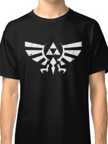 Triforce Crest - Legend of Zelda Classic T-Shirt