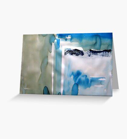 Landscape with Argonauts 029 Greeting Card