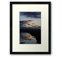 Love My Manning River Framed Print