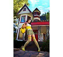 Alice In Suburbanland Photographic Print