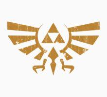 Triforce Crest - Legend of Zelda One Piece - Long Sleeve