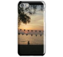 Below the Bunting iPhone Case/Skin